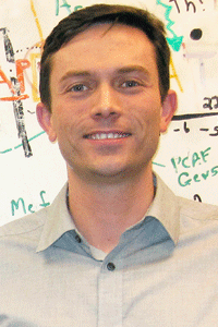Peter Lewis, PhD, Assistant Professor of Biochemistry