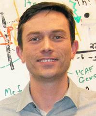 Peter Lewis, PhD, Assistant Professor of Biochemistry