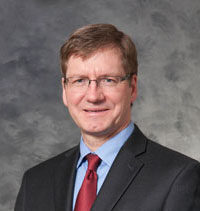 Andreas Friedl, MD, Professor and Department Chairman Pathology and Laboratory Medicine